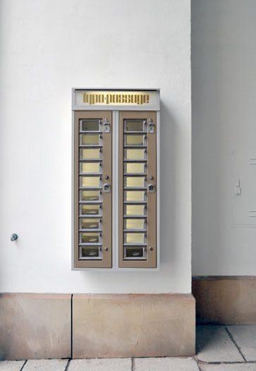 Typopassage, MuseumsQuartier Wien, Vienna