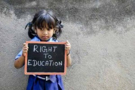 Educate Poor Underprivileged Child
