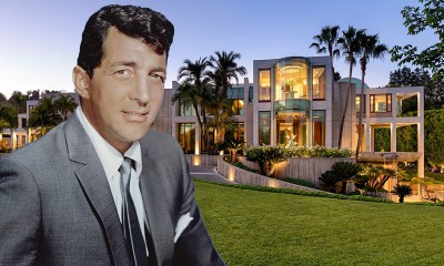 This Beverly Hill mansion with echoes of Dean Martin hit the market for $75M