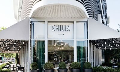 Beverly Hills' The Larder Replacement Is a Bright Art Deco Italian Stunner