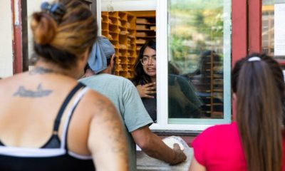 How an unassuming window in San Jose fills a crucial need for the homeless