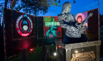 The Johnny Ramone Tribute returns to Hollywood Forever Cemetery with a screening of 'The Warriors'