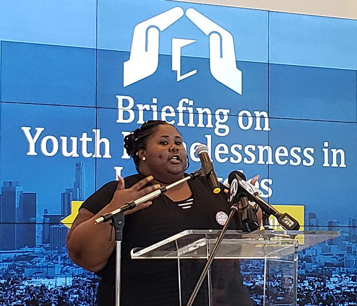 Rising youth numbers swell county homeless system