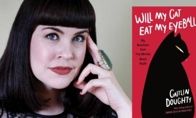Book Soup & Spaceland present Ask a Mortician live with Caitlin Doughty