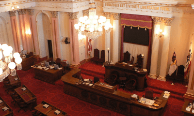 California State Senate Chamber (David Monniaux/Wikimedia Commons)