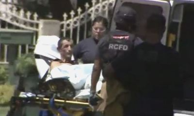 Authorities: Man Lit His Mom On Fire Before Rancho Cucamonga Standoff