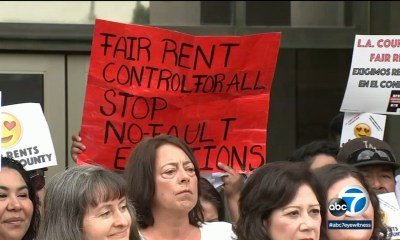 Los Angeles County rent control ordinance approved by Board of Supervisors