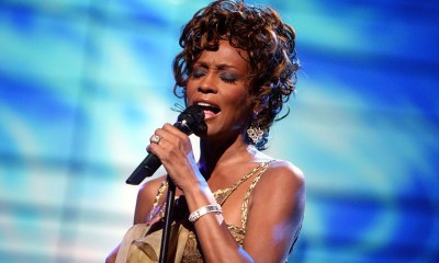 Whitney Houston's hologram is going on tour