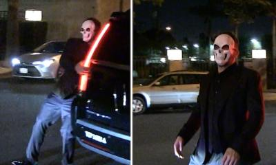 Ben Affleck Has Sobriety Setback at Halloween Party