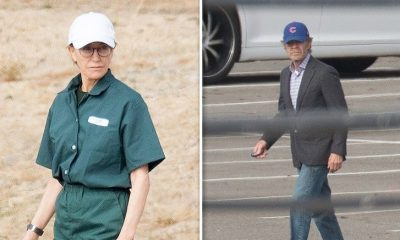Felicity Huffman Shows Off New Jumpsuit in Prison During Family Visit
