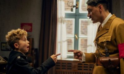 "Nazi comedy ""Jojo Rabbit"" serves savage satire with a tender heart"