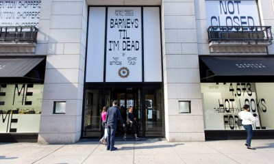 Barneys nearing sale to Saks, Authentic Brands