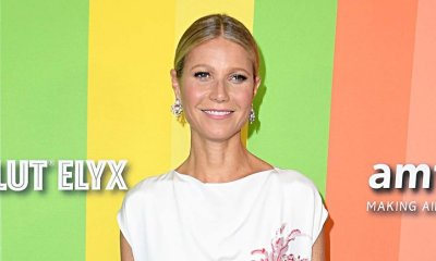 "Gwyneth Paltrow on amfAR Honor: ""Courage Is Something I Strive to Have all the Time"""