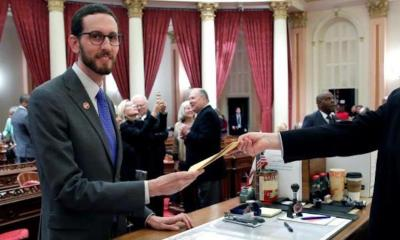 State Sen. Scott Wiener Keeps Rolling In Real Estate Campaign Cash