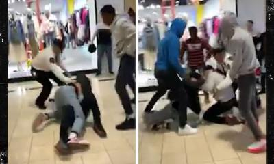 Mall Brawl Erupts by Forever 21 Amid Thanksgiving Bargain Shopping