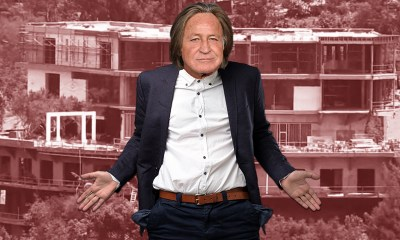 Hadid says he's too broke to tear down megamansion