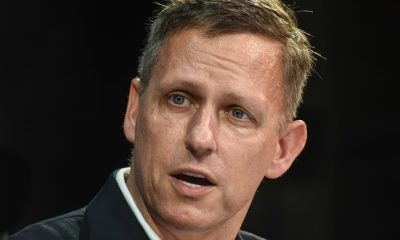 Peter Thiel Sued Over Landslide That Damaged Neighbor's Home
