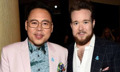 Superstore's Nico Santos and Zeke Smith Are in 'No Rush' to Get Engaged