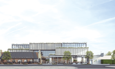 Reduced French Market project headed next to WeHo Planning Commission