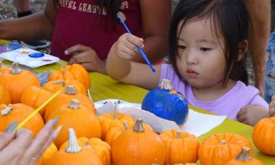 Attend the Griffith Park Harvest Festival on November 10
