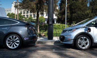 Curbside Car-Charging and More Comes to West Hollywood