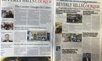 Beverly Hills Courier Transforms to Bring Local News to Community