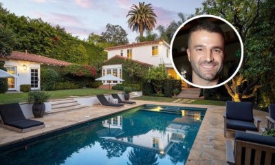 David Katzenberg Lists Sunset Strip Monterey Colonial