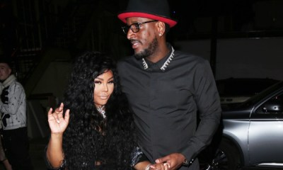 Lil' Kim Holds Hands With New BF OnDate Night After Going Public WithTheir Secret Romance