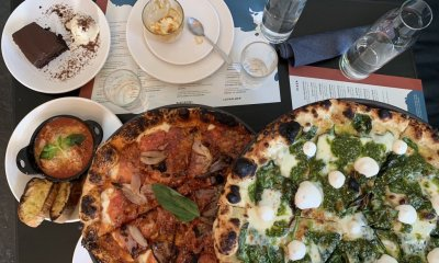 Jessica Visits Pizzana in WeHo for Neo-Neapolitan Pizza