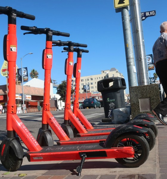 L.A. Wants to Know Where Scooter Commuters Are Going. Uber Says That's Government Surveillance