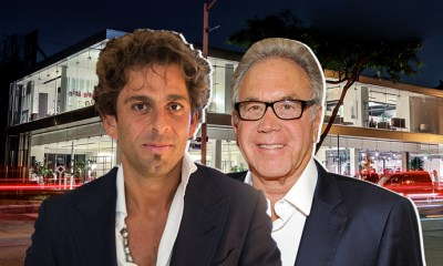 Philanthropist James Randall pays $36M for WeHo furniture showroom