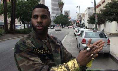 Jason Derulo Says He Was Only Semi-Aroused in Deleted IG Post