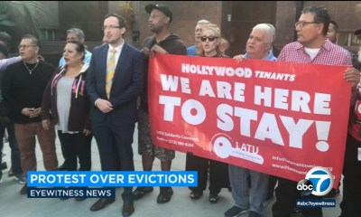 Tenant group files suit against developer of Hollywood project over displaced renters