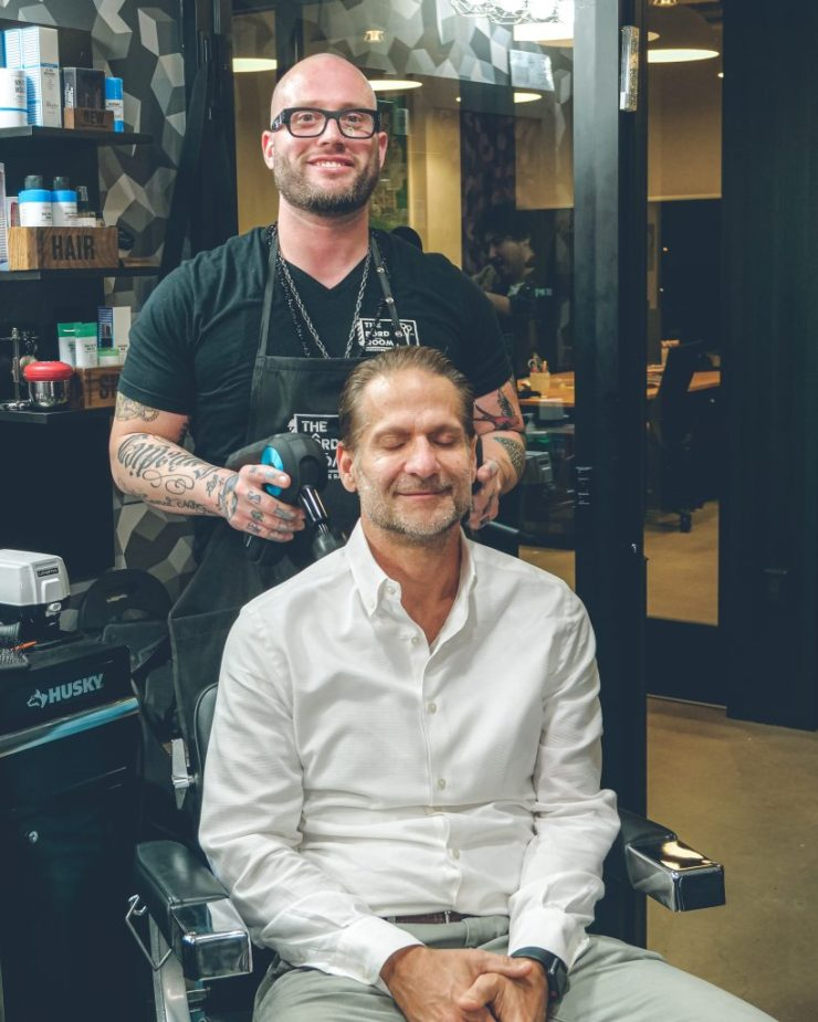 The Bôrd Room Brings Classic NYC Barber Shop Style to West Hollywood