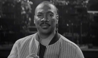 A Promo for Eddie Murphy's Return to Saturday Night Live