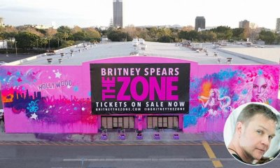 Inside the Making of L.A.'s Giant Britney Spears Mural: