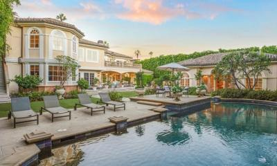 Larry King's Beverly Hills Mansion Sells for $15.5 Million