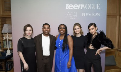 Inside Teen Vogue's Young Hollywood 2020 Party