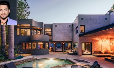 Adam Lambert Relists Hollywood Home After Slashing Price to $3.35 Million — See Inside!