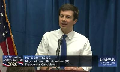 Pete Buttigieg Reflects on One Year of Running for President
