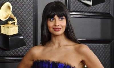 Jameela Jamil will fight sizeism at panel after coming out as queer amid voguing controversy