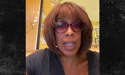 Gayle King 'Very Angry' with CBS Over Clip About Kobe Bryant Rape Case