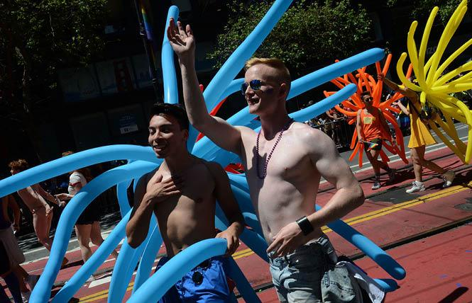 San Francisco Pride Will 'Proceed as Scheduled' — For Now