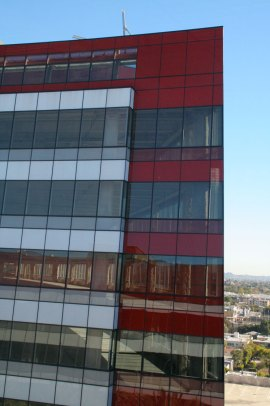 Red Building PDC