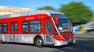 MTA Rapid Bus