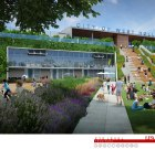 City Breaks Ground Tuesday on Second Phase of West Hollywood Park Construction