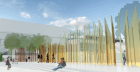 Cedars-Sinai Makes $500,000 Gift to WeHo's National AIDS Monument
