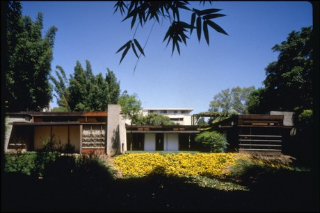 Schindler House today