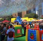 DTLA Proud Takes Over Pershing Square