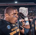 Michael Sam: Roughing It Up on Sunset